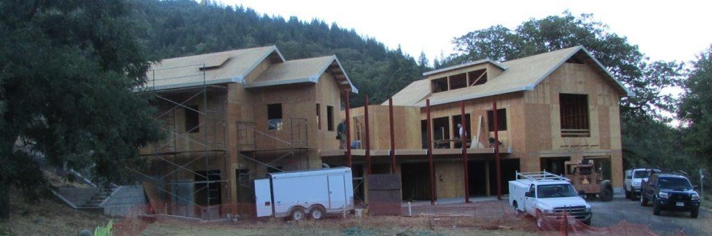 New Dharma Hall for Abhayagiri Monastery